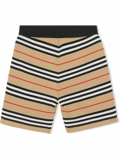 Burberry Kids TEEN Icon Stripe shorts 8037139 - 3