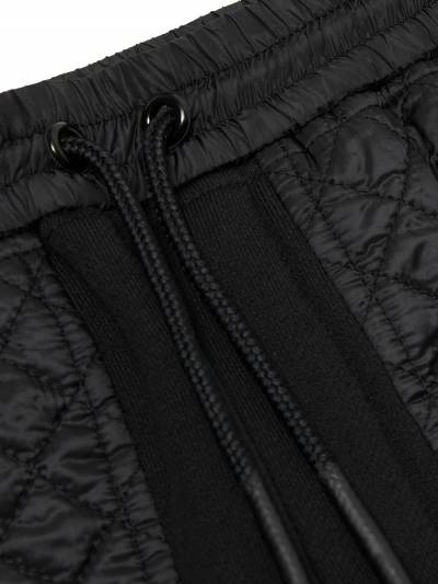 Burberry Kids TEEN quilted track pants 8037458 - 4