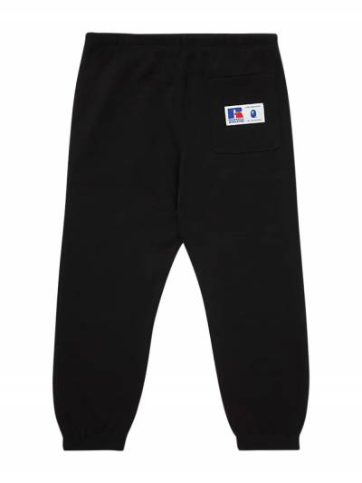 X Russell College track pants 0ZXPTM152915FBLK A BATHING APE® - 2