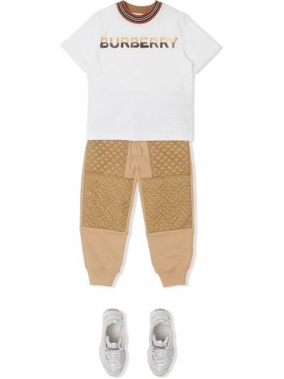 Burberry Kids TEEN confectionery print T-shirt 8036937 - 2