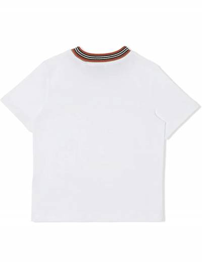 Burberry Kids TEEN confectionery print T-shirt 8036937 - 3