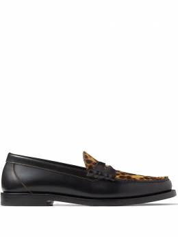 Jimmy Choo Mocca loafers MOCCAFOT