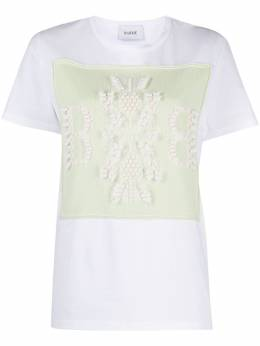 Barrie embroidered T-shirt C104752