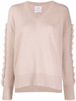 Barrie embroidered cashmere jumper A00C30315
