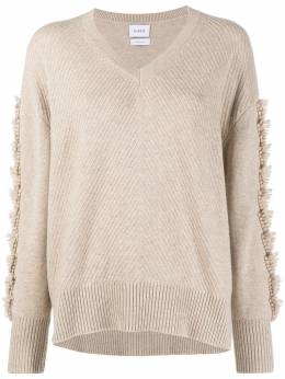 Barrie V-neck cashmere jumper A00C30315