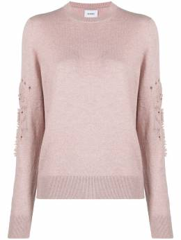 Barrie embroidered cashmere jumper A00C15309