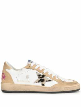Golden Goose Deluxe Brand Ballstar distressed sneakers GWF00117F00018380208