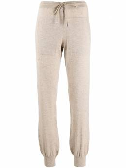 Barrie cashmere track pants A00C30605
