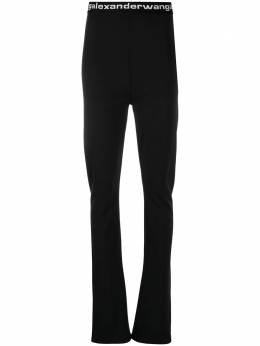 T by Alexander Wang logo band trousers 4CC1214075J001