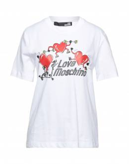 Футболка Love Moschino 12577391IC